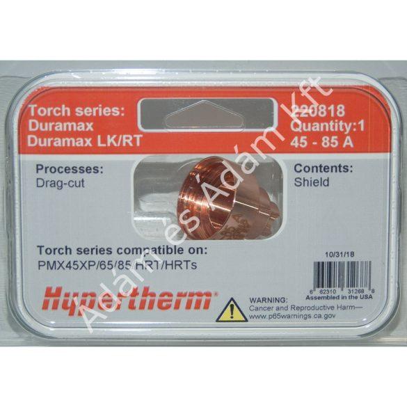 Hypertherm Duramax védősapka (45-85A) - 220818