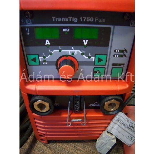 FRONIUS TransTig 1750 PULS egyenáramú hegesztőgép (4.075.167) (használt)