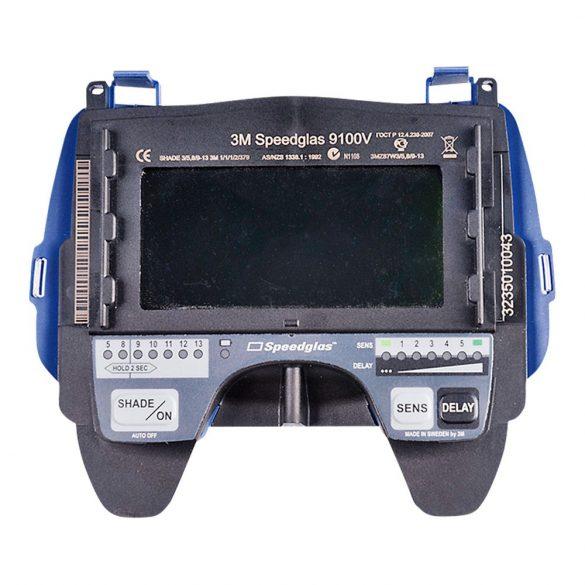 "Speedglas 9100 ""V"" hegesztőkazetta (elektronika) DIN 5, 8, 9-13 - 500005"
