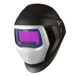 """Speedglas 9100 hegesztőpajzs 9100 """"X"""" automata elektronikával 5/8/9-13 - 501815"""
