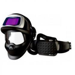 SPEEDGLAS 9100 FX AIR PAJZS  Oldalablakkal, 9100X kazettával és Adflo™ légzésvédővel