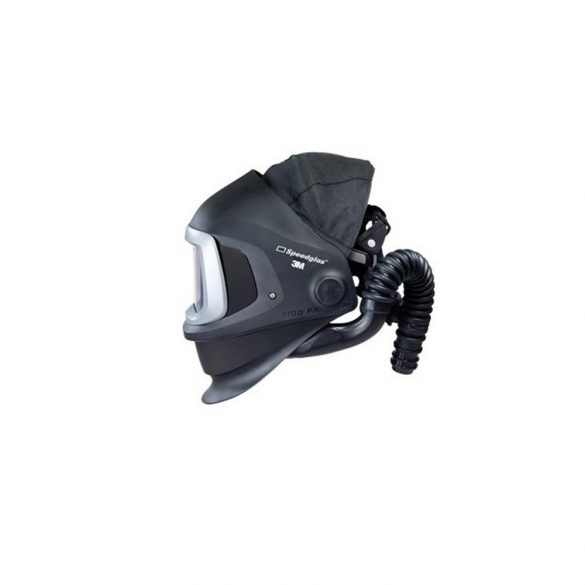 """SPEEDGLAS 9100 FX AIR PAJZS  Oldalablakkal, 9100 """"X"""" kazettával és Adflo™ légzésvédővel - 547715"""