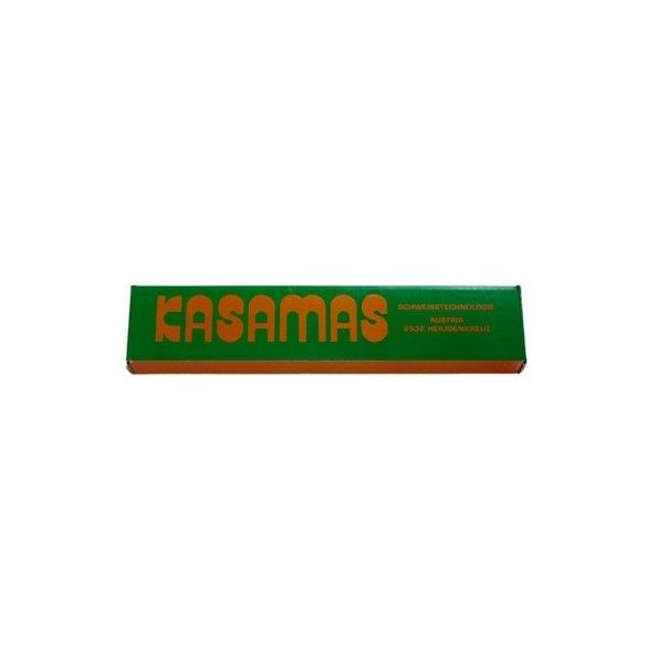 Kasamas 24 Numal átm.: 2,5mm - Rutilos elektróda - 2,3 kg/doboz