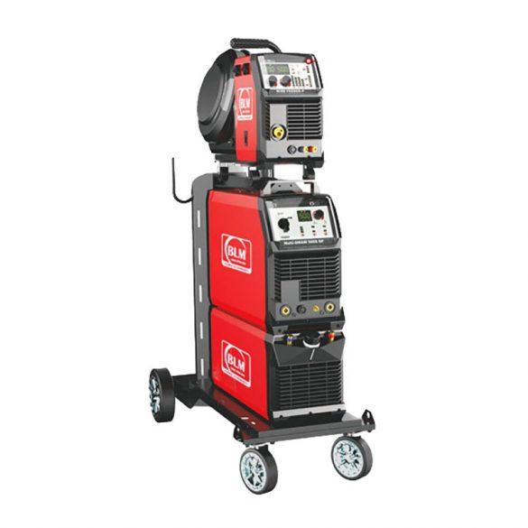 BLM Pro Power Puls MultiMIG Synergic 5000 fogyóelektródás MIG/MAG hegesztőgép