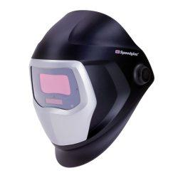 """Speedglas 9100 hegesztőpajzs oldal ablakokkal 9100 """"V"""" automata elektronikával 5/8/9-13 - 501805"""