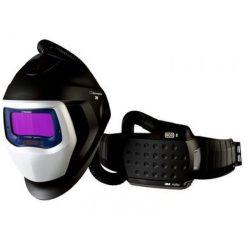"""Speedglas 9100 Air hegesztőpajzs """"9100 XX"""" elektronikával és Adflo szűrtlevegős turbóegységgel - 567725"""