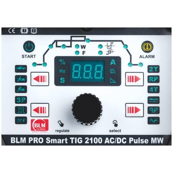 BLM PRO SMART TIG 2100 AC/DC PULSE MW váltóáramú hegesztőgép