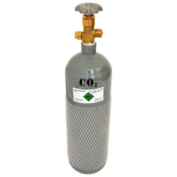 Co2 (szén-dioxid) töltött gázpalack 2kg