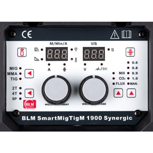 BLM Pro Smart MIGTIGM 2200 Synergic hegesztőgép