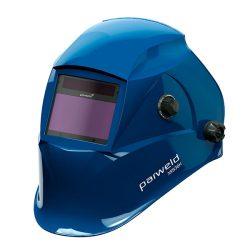 PARWELD XR938H automata hegesztő fejpajzs DIN9-13 - kék
