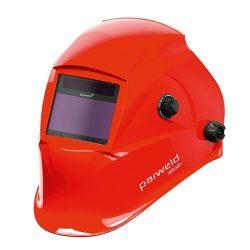 PARWELD XR938H automata hegesztő fejpajzs DIN9-13 - piros
