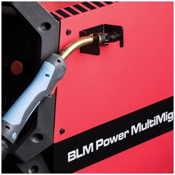 BLM Power MIG Synergic 3000 3in1 Alu fogyóelektródás MIG/MAG hegesztőgép