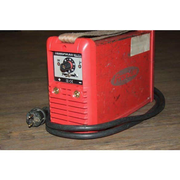 Fronius Transpocket 1400 hegesztőgép (használt)