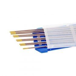 Wolfram elektróda arany átm.: 2,4mm / 175mm