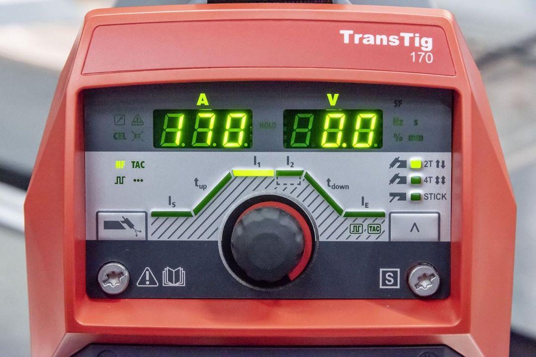 FRONIUS TransTig 170 hegesztőgép