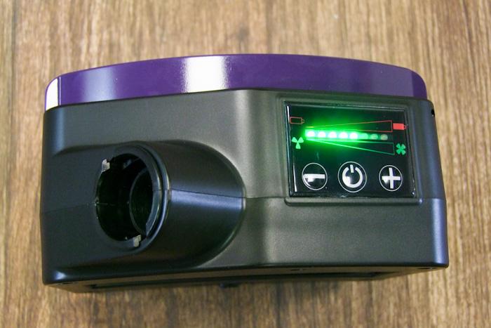 Parweld XR926A levegőellátó rendszer